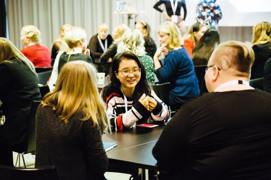 Women in Tech workshop picture