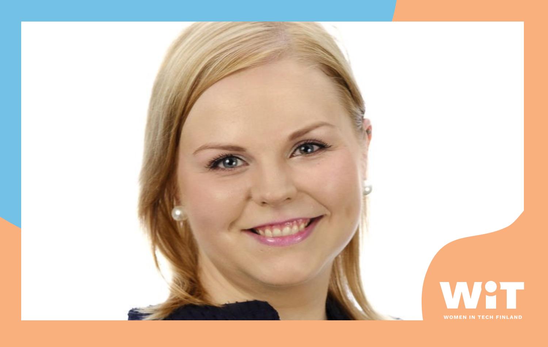 Inspiring Women in Tech: Piia Simpanen, Co-Founder of Women in Tech Finland