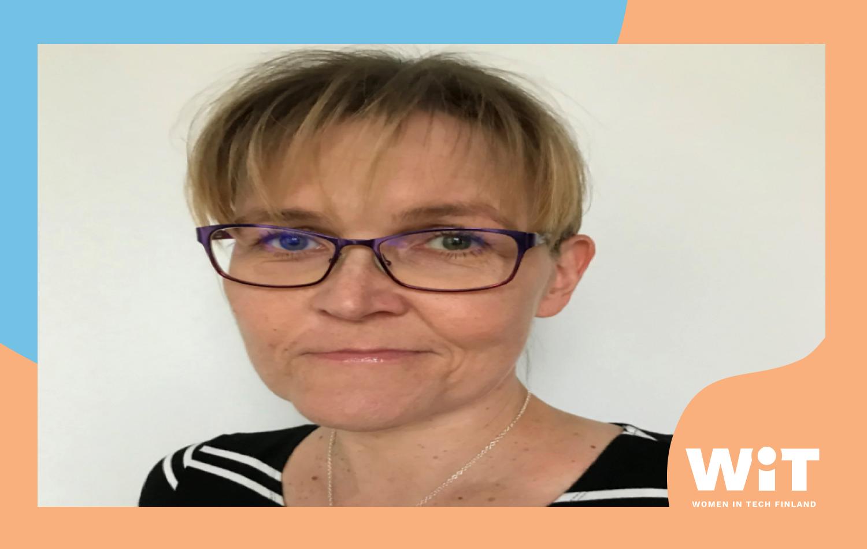 Inspiring Women in Tech: Sanna Halenius